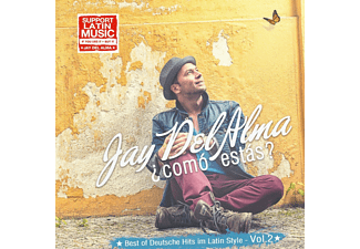 Jay Del Alma - Como Estas / Best Of Deutsche Hits Im Latin Style [CD]