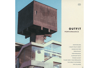 The Outfit - Performance - (CD)