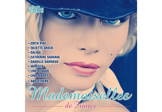 Various - Mademoiselles De France [CD]