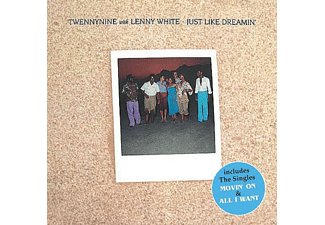 Lenny Twennynine/feat. White - Just Like Dreamin' - (CD)