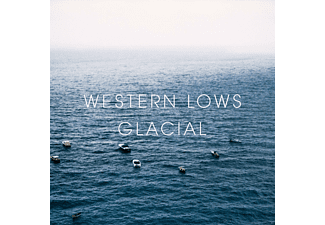 Western Lows - Glacial [CD]