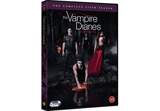 The Vampire Diaries S5 Drama DVD