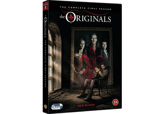 The Originals S1 Skräck DVD