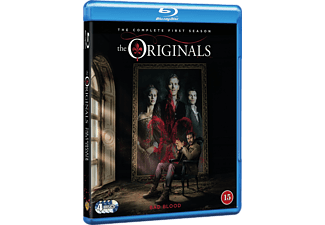 The Originals S1 Skräck Blu-ray