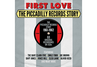 VARIOUS - First Love - Picadilly Records Story 1961-62 [CD]