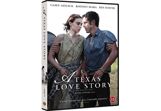 A Texas Love Story Thriller DVD
