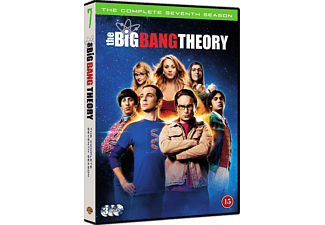 The Big Bang Theory S7 Komedi DVD