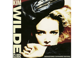 Kim Wilde - Close-25th Anniversary (Remastered Expanded Edition) - (CD)