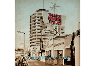 VARIOUS - Soul On The West Coast Vol.1 - (CD)