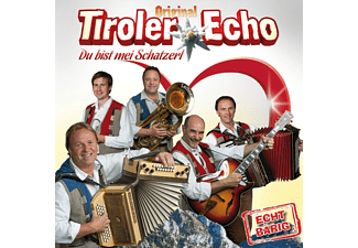 Original Tiroler Echo - Du bist mei Schatzerl - (CD)