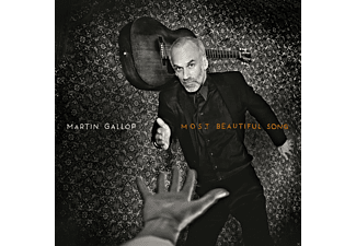 Martin Gallop - Most Beautiful Song - (CD)