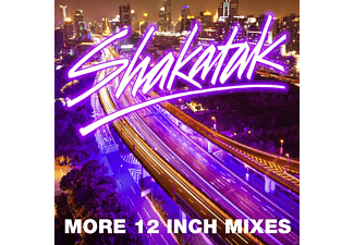 Shakatak - The 12 Inch Mixes - (CD)