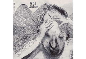 Brns - Wounded - (CD)