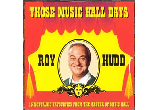 Roy Hudd - Those Music Hall Days - (CD)