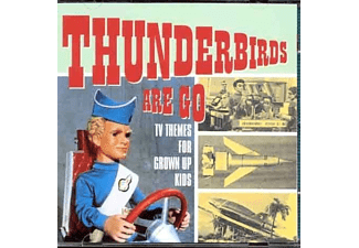 VARIOUS - Thunderbirds Are Go - Tv Themes For Grown Up Kids - (CD)