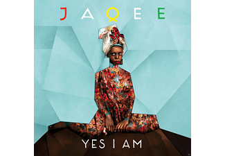Jaqee - Yes I Am - (CD)