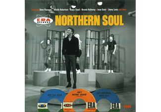 VARIOUS - Era Records - Northern Soul - (CD)