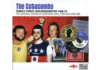 VARIOUS - The Catacombs - Club Soul Vol.3 - (CD)
