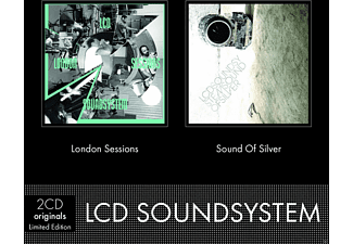 LCD Soundsystem - London Sessions - Sound Of Silver - Limited Edtion (CD)