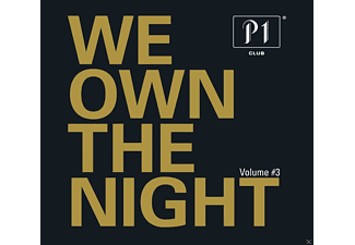 VARIOUS - P1 Club-We Own The Night Vol.3 - (CD)