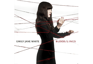 Emily Jane White - Blood / Lines - (CD)