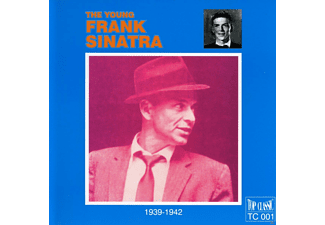 Frank Sinatra - The Young - (CD)
