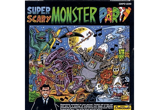 VARIOUS - Super Scary Monster Party - (CD)