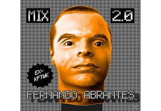 Fernando Abrantes - Mix 2.0 - (CD)
