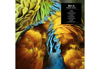 M+a - These Days - (CD)