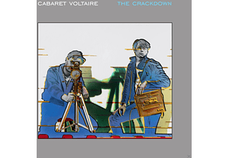 Cabaret Voltaire - The Crackdown - (CD)