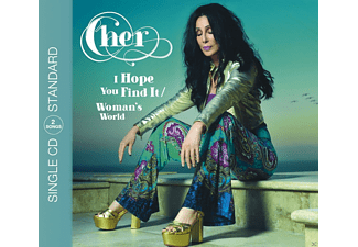 Cher - I Hope You Find It / Woman's World [CD]