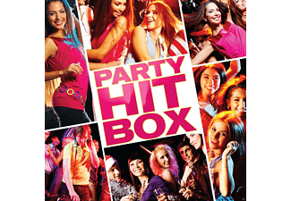 VARIOUS - Party Hit Box - (CD)