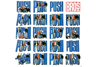 Bros - Push (Expanded 3 Cd Deluxe-Edition) - (CD)