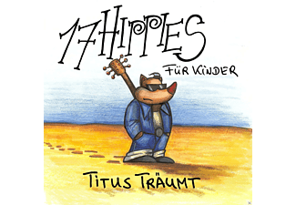 17 Hippies - Titus Träumt - (CD)