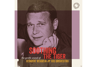 Herbert Rehbein & His Orchestra - Soothing The Tiger - (CD)