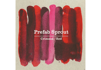 Prefab Sprout - Crimson / Red - (CD)