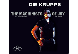 Die Krupps - The Machinists Of Joy - (CD)