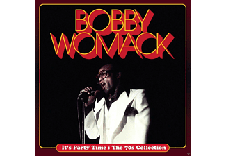 Bobby Womack - It's Party Time : The 70s Collection [CD]