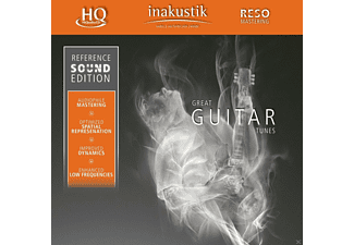 VARIOUS - Great Guitar Tunes (Hqcd) [CD]