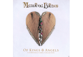 Mediæval Bæbes - Of Kings & Angels - (CD)