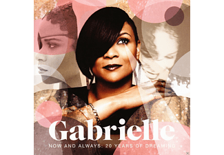 Gabrielle - Now & Always: 20 Years Of Dreaming [CD]