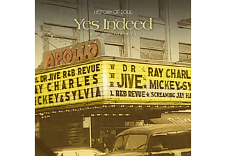 VARIOUS - Yes Indeed (A Soul Chronology Volume 4) [CD]