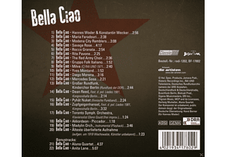 Various - Bella Ciao - One Song Edition [CD]