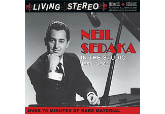 Neil Sedaka - In The Studio 1958-1962 [CD]