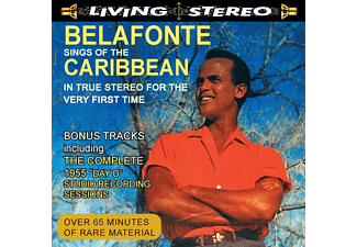 Harry Belafonte - Sings Of The Caribbean In True Ster [CD]