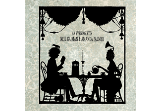 Amanda Palmer, Neil Gaiman - An Evening With Neil Gaiman And Amanda Palmer - (CD)