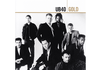UB40 - Gold [CD]