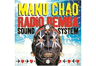 Manu Chao - Radio Bemba Sound System [CD]