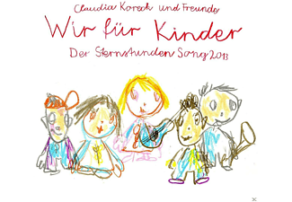 Wir Für Kinder - Sternstundensong - (Maxi Single CD)
