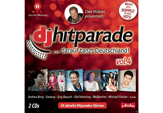 VARIOUS - Dj Hitparade Vol.4 [CD]